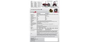 Trattrici agricole - trazione a 4 ruote Carraro TGF 9400 S