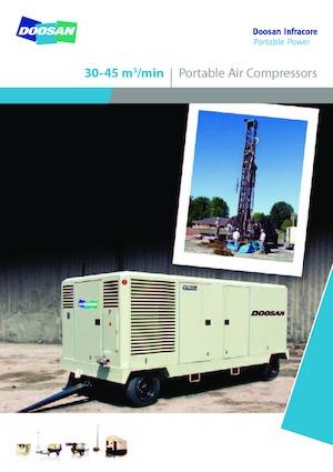 Compressori pneumatici Doosan 10/455