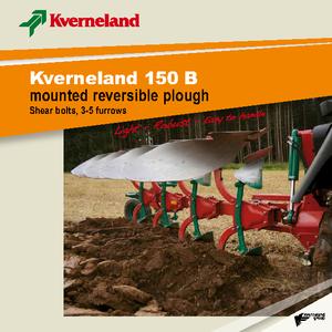 Aratri Kverneland 150 B 85
